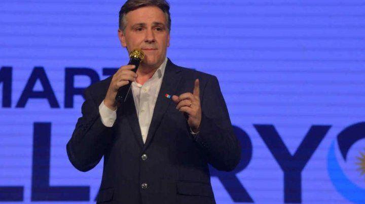 Martín Llaryora será el intendente de Córdoba capital.