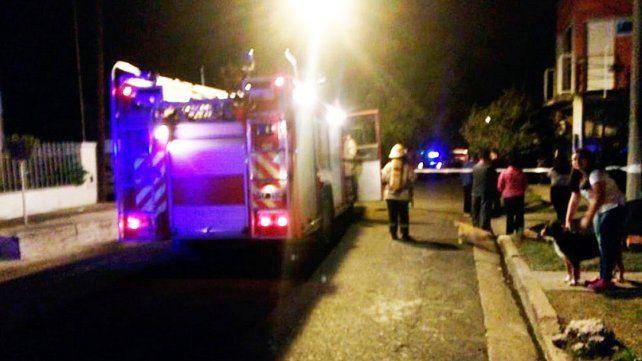 Padre e hijo murieron por inhalación de gas