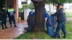 Los últimos. El viernes fueron detenidos dos gitanos en Concepción del Uruguay por un crimen.