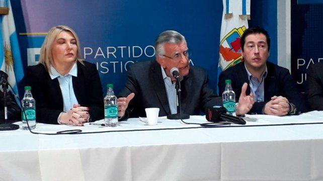 Buscando la unidad. El peronismo que responde a CFK trata de ampliar su poder de convocatoria. Foto: Perfil