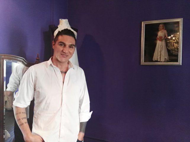 Elegido. Gerardo es uno de los participantes preferidos del público y ha ganado varios desafíos.