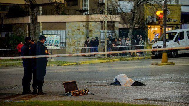 Según pericias, el colectivero que atropelló al cadete es inocente y no descartan un tercer involucrado