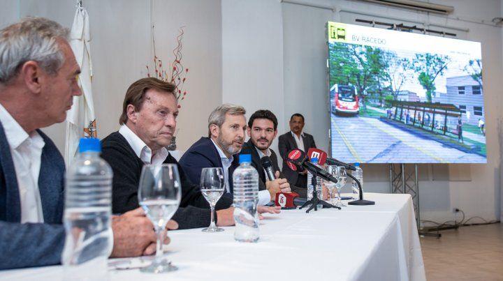 Varisco presentó el plan de Movilidad Urbana, que incluye el metrobus