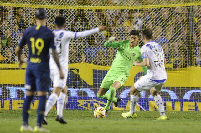 Boca se llevó la llave tras ganar en los penales