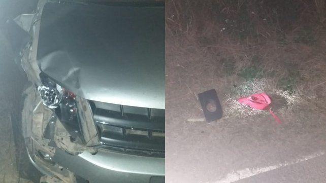 Un hombre murió atropellado por una camioneta cuando caminaba por ruta 11