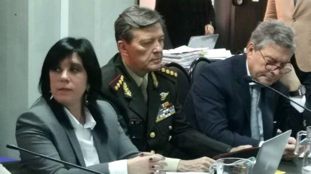 Soy inocente. El exjefe del Ejército durante el gobierno de CFK negó las acusaciones.