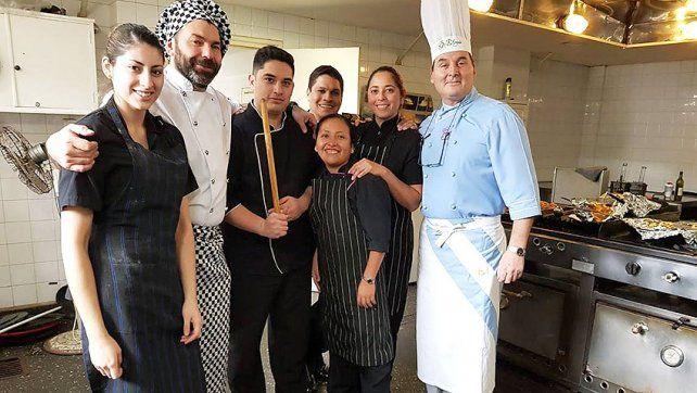 Un entrerriano de la Armada Argentina es Master Chef