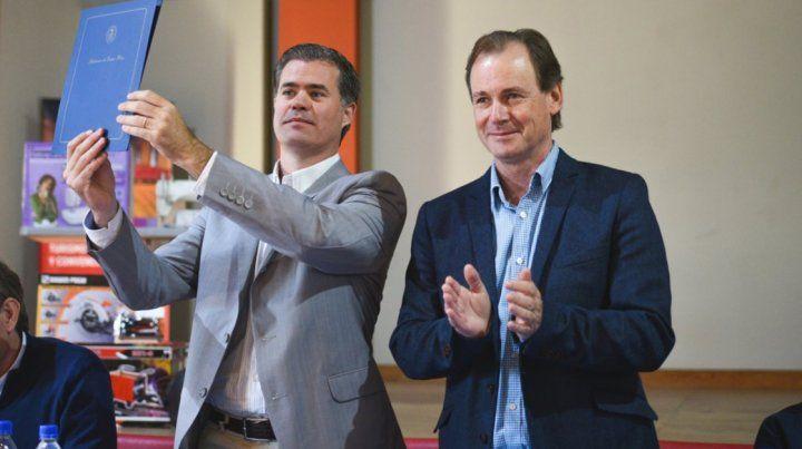 Para Bordet el anuncio de la fórmula Fernández - Fernández es un paso importante para lograr una alternativa electoral