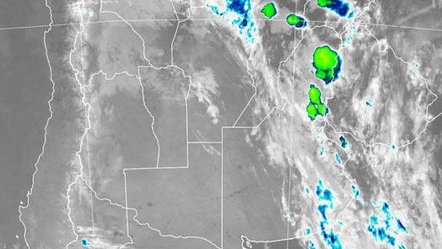 ¿Se viene la lluvia? Este es el Pronóstico Meteorológico extendido