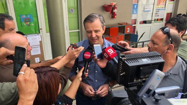 Bahl: Junto a Gustavo Bordet, vamos a escribir una nueva historia en Paraná