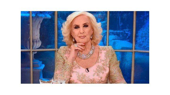 Mirtha llamó a su programa y habló de la candidatura de Cristina