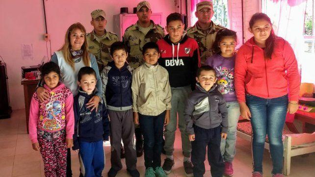 Enseñaron a los chicos sobre la conservación de la fauna silvestre