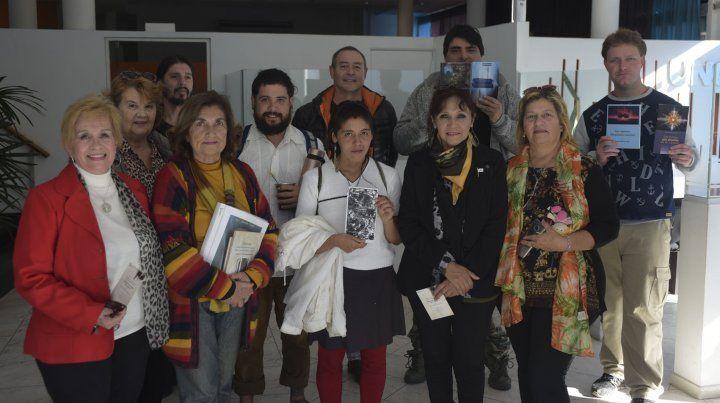 Anualmente organizan el Encuentro de Escritores Latinoamericanos.