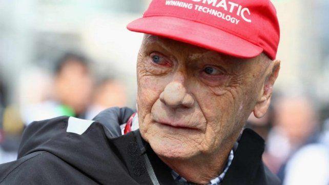 El gran ídolo de la F1 dijo adios
