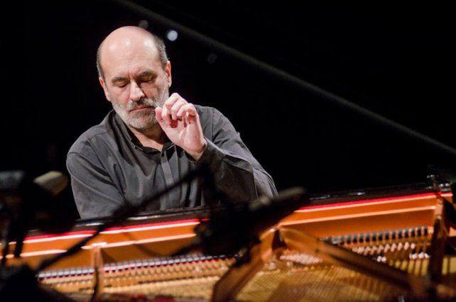 Integrante. El pianista argentino Fernando Pérez posee una extensa discografía camerística y orquestal.