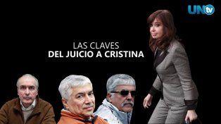 Las claves del juicio a Cristina Fernández