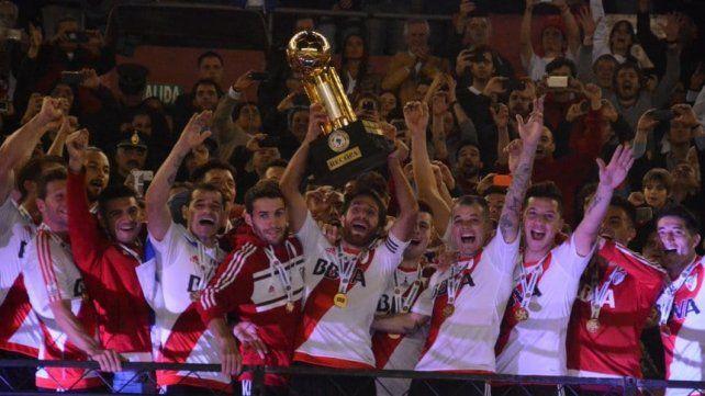 Todos los campeones de la Recopa Sudamericana