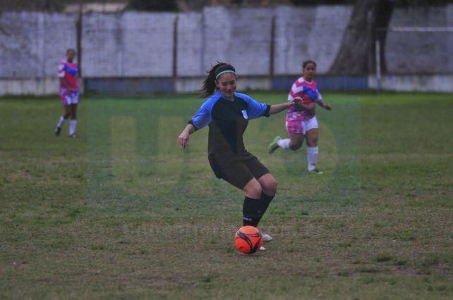 Las chicas juegan el domingo