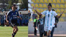 yael oviedo y soledad jaimes jugaran el mundial de futbol femenino