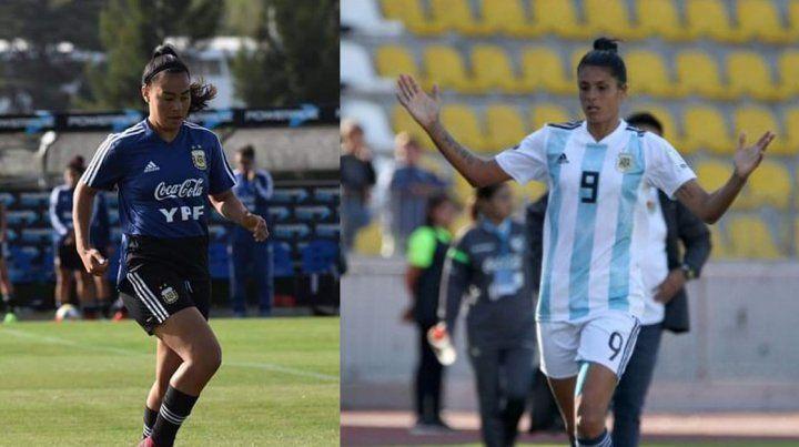 Yael Oviedo y Soledad Jaimes jugarán el Mundial de Fútbol Femenino