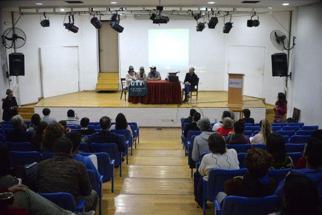 Desde Cause resaltaron la convocatoria al panel titulado:Tres experiencias sustentables.