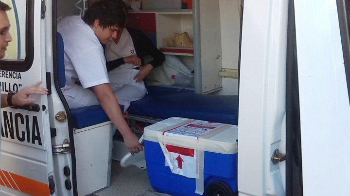 Cinco personas en lista de espera recibirán trasplantes de órganos tras una nueva ablación en el hospital San Martín