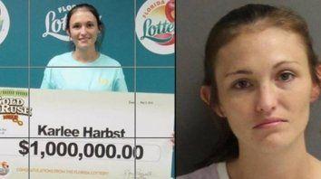 gano un millon de dolares en la loteria, pero lo peor vino despues