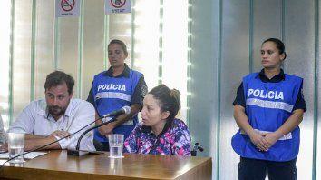 arresto domiciliario con tobillera para la madrastra de nahiara