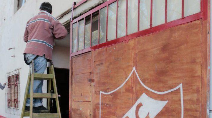 Varisco anunció medidas que benefician a clubes de barrios