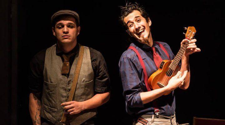 Obras. Por el mismo precio se verán Juglares Juglares (foto) El Circo de Campanita y Barakatum Interlúdico.