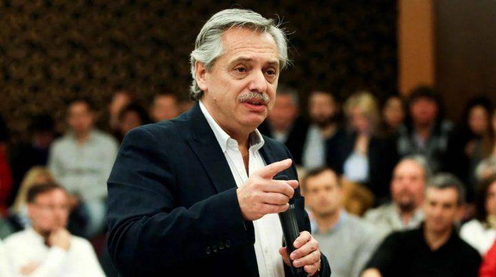Fernández prometió revisar el acuerdo Mercosur y la UE