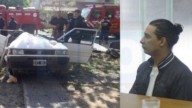 Condicional para el hombre que, al conducir ebrio, chocó y murió su acompañante