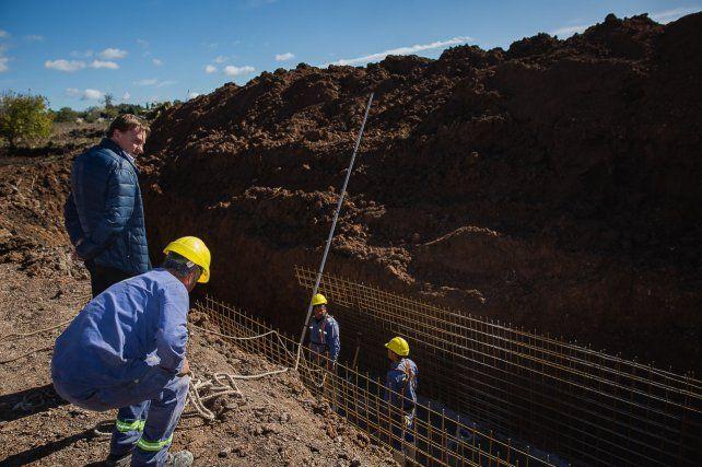 Con la pavimentación de Miguel David, se ejecutará una nueva conexión troncal en la zona este