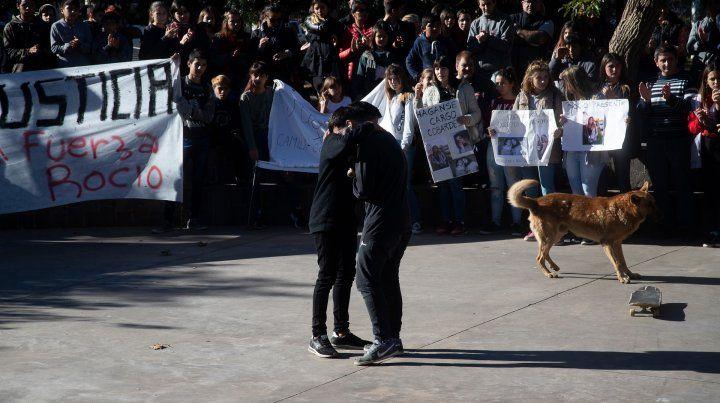 Un skate en el que nadie tiene ganas de andar.