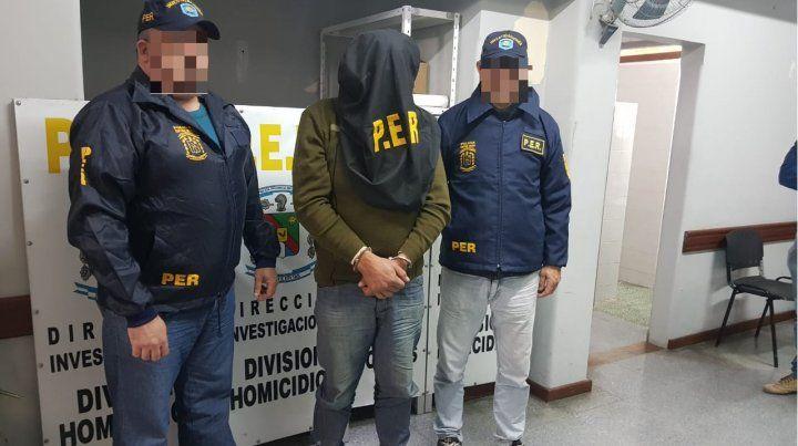 Por la balacera con muertos en Bajada, se detuvo al Negro Siboldi y dos personas más