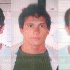 Las víctimas. Las tres personas fueron ultimadas a tiros por la relación sentimental del principal acusado.