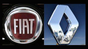 fiat ofrece a renault una megafusion para crear el tercer mayor grupo global en la industria automotriz