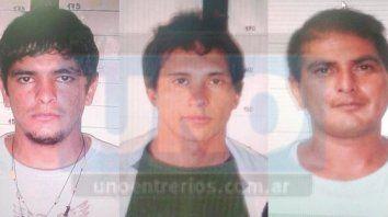 Las víctimas. Según Siboldi, él les disparó para defenderse de un ataque y de la agresión a sus hijos.
