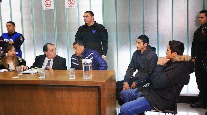 Dispusieron 90 días de prisión preventiva para El Negro Siboldi y 45 para sus hijos