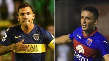 Tévez y el paranaense Cavallaro se enfrentarán en Córdoba.