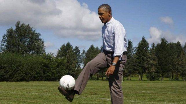 La explicación de Obama sobre por qué Argentina no logra ganar el Mundial
