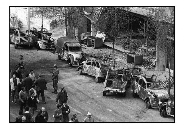 El Cordobazo fue el corolario de una serie de huelgas y protestas que comenzaron a principios de mayo de 1969 en Córdoba, polo industrial del interior del país. (Archivo Clarín)