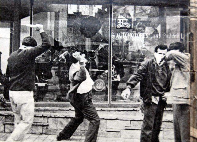 El 29 de mayo de 1969 se desencadenaba el Cordobazo, la mayor insurrección urbana que se produjo en la capital cordobesa en contra de las políticas antipopulares del gobierno golpista de Juan Carlos Onganía; este hecho marcó el principio del fin del