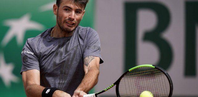 Juan Ignacio Londero, la sorpresa argentina en Roland Garros