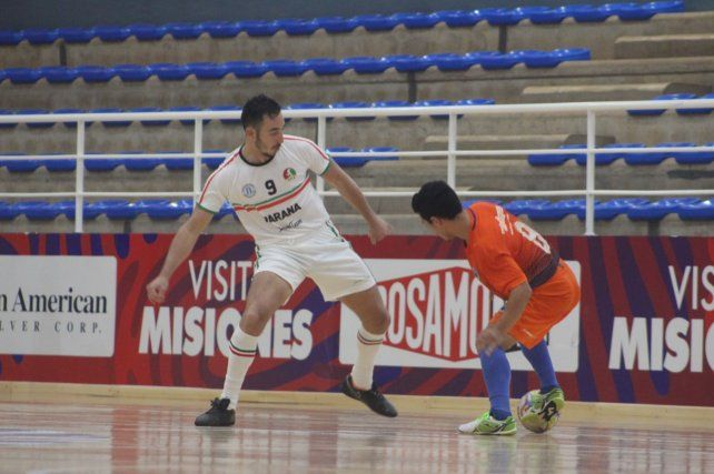 Paraná se despidió con una goleada en el Argentino de Selecciones de Futsal