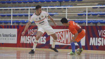 parana se despidio con una goleada en el argentino de selecciones de futsal