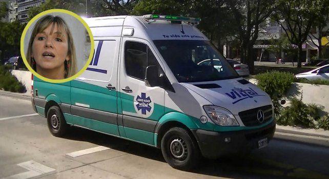 La jueza ordenó que la ambulancia cumpla con el traslado.