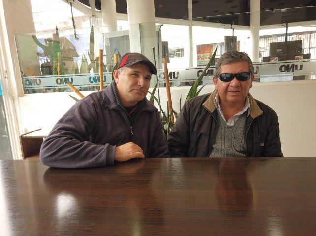 Personas ciegas siguen reclamando por sus derechos