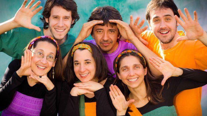Los Tekis, Canticuénticos y Palmae celebran la renovación del Parque del Sur