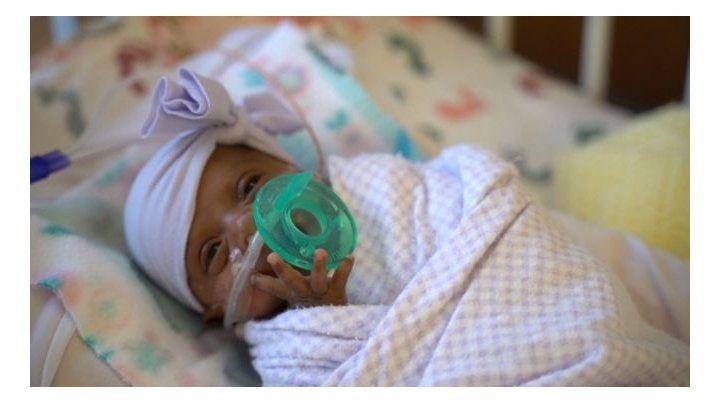 Saybie ya fue dada de alta del hospital.